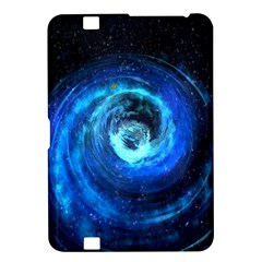 Blue Black Hole Galaxy Kindle Fire Hd 8 9  by Mariart