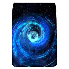 Blue Black Hole Galaxy Flap Covers (s)  by Mariart