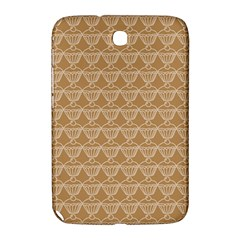 Cake Brown Sweet Samsung Galaxy Note 8 0 N5100 Hardshell Case  by Mariart