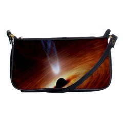 Coming Supermassive Black Hole Century Shoulder Clutch Bags by Mariart