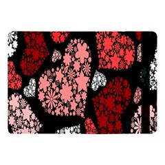 Floral Flower Heart Valentine Apple Ipad Pro 10 5   Flip Case by Mariart