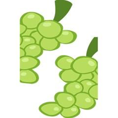 Fruit Green Grape 5 5  X 8 5  Notebooks by Mariart
