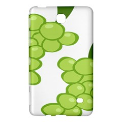 Fruit Green Grape Samsung Galaxy Tab 4 (8 ) Hardshell Case  by Mariart