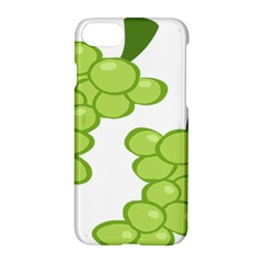Fruit Green Grape Apple Iphone 7 Hardshell Case