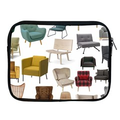 Furnitur Chair Apple Ipad 2/3/4 Zipper Cases by Mariart