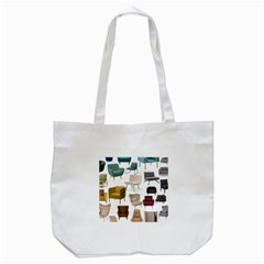Furnitur Chair Tote Bag (white) by Mariart