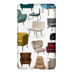 Furnitur Chair Samsung Galaxy Tab 4 (8 ) Hardshell Case  by Mariart