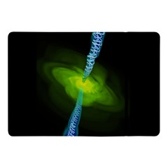 Gas Yellow Falling Into Black Hole Apple Ipad Pro 10 5   Flip Case by Mariart