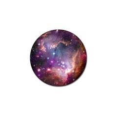 Galaxy Space Star Light Purple Golf Ball Marker (4 Pack) by Mariart