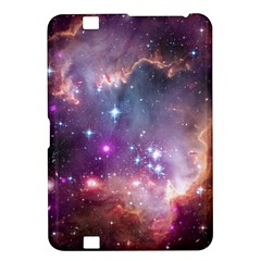Galaxy Space Star Light Purple Kindle Fire Hd 8 9  by Mariart