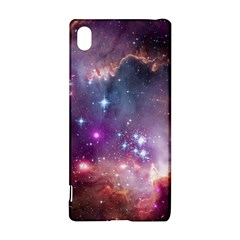 Galaxy Space Star Light Purple Sony Xperia Z3+ by Mariart