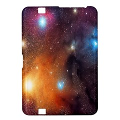 Galaxy Space Star Light Kindle Fire Hd 8 9  by Mariart