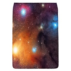 Galaxy Space Star Light Flap Covers (s)  by Mariart
