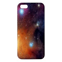 Galaxy Space Star Light Iphone 5s/ Se Premium Hardshell Case by Mariart