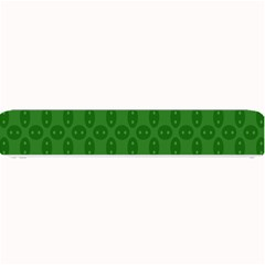 Green Seed Polka Small Bar Mats by Mariart