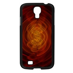 High Res Nostars Orange Gold Samsung Galaxy S4 I9500/ I9505 Case (black) by Mariart