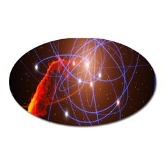 Highest Resolution Version Space Net Oval Magnet by Mariart