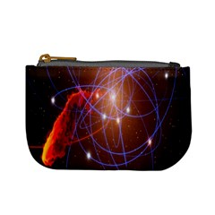 Highest Resolution Version Space Net Mini Coin Purses by Mariart
