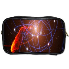 Highest Resolution Version Space Net Toiletries Bags by Mariart