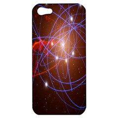 Highest Resolution Version Space Net Apple Iphone 5 Hardshell Case by Mariart