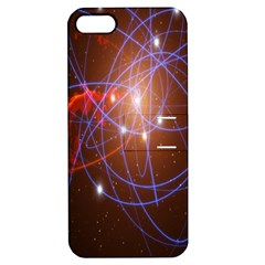 Highest Resolution Version Space Net Apple Iphone 5 Hardshell Case With Stand by Mariart