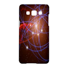 Highest Resolution Version Space Net Samsung Galaxy A5 Hardshell Case  by Mariart
