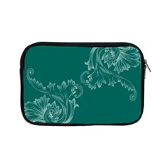 Leaf Green Blue Sexy Apple Ipad Mini Zipper Cases by Mariart