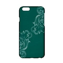 Leaf Green Blue Sexy Apple Iphone 6/6s Hardshell Case by Mariart