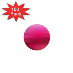 Line Pink Space Sexy Rainbow 1  Mini Buttons (100 Pack)  by Mariart