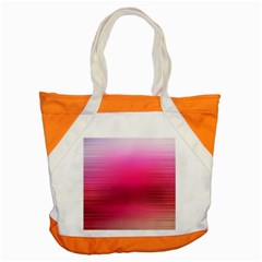 Line Pink Space Sexy Rainbow Accent Tote Bag by Mariart