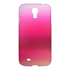 Line Pink Space Sexy Rainbow Samsung Galaxy S4 I9500/i9505 Hardshell Case by Mariart