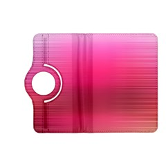 Line Pink Space Sexy Rainbow Kindle Fire Hd (2013) Flip 360 Case by Mariart