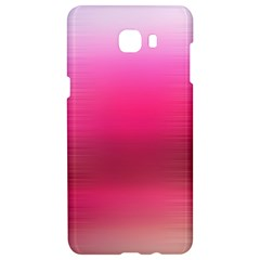 Line Pink Space Sexy Rainbow Samsung C9 Pro Hardshell Case  by Mariart