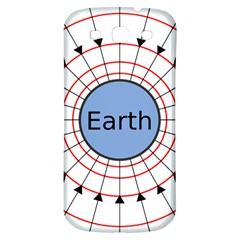 Magnetik Earth s Gravitational Line Triangle Samsung Galaxy S3 S Iii Classic Hardshell Back Case by Mariart