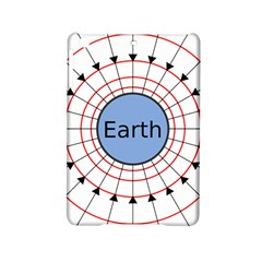 Magnetik Earth s Gravitational Line Triangle Ipad Mini 2 Hardshell Cases by Mariart