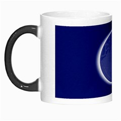 Moon July Blue Space Morph Mugs by Mariart