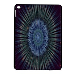 Peaceful Flower Formation Sparkling Space Ipad Air 2 Hardshell Cases by Mariart