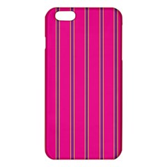 Pink Line Vertical Purple Yellow Fushia Iphone 6 Plus/6s Plus Tpu Case by Mariart