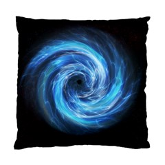 Hole Space Galaxy Star Planet Standard Cushion Case (one Side) by Mariart