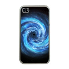 Hole Space Galaxy Star Planet Apple Iphone 4 Case (clear) by Mariart