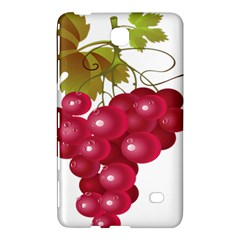 Red Fruit Grape Samsung Galaxy Tab 4 (8 ) Hardshell Case  by Mariart