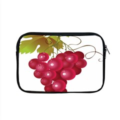 Red Fruit Grape Apple Macbook Pro 15  Zipper Case by Mariart
