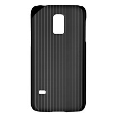 Space Line Grey Black Galaxy S5 Mini by Mariart