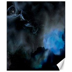 Space Star Blue Sky Canvas 8  X 10  by Mariart
