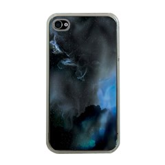 Space Star Blue Sky Apple Iphone 4 Case (clear) by Mariart