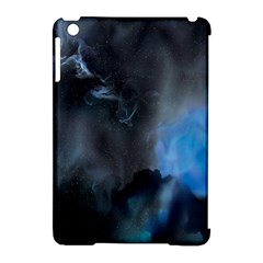 Space Star Blue Sky Apple Ipad Mini Hardshell Case (compatible With Smart Cover) by Mariart