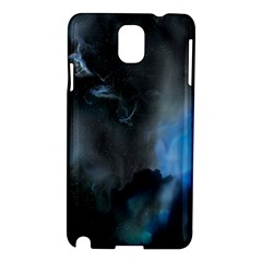Space Star Blue Sky Samsung Galaxy Note 3 N9005 Hardshell Case by Mariart