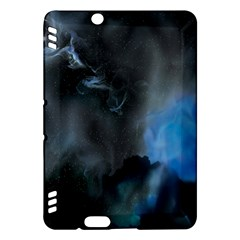 Space Star Blue Sky Kindle Fire Hdx Hardshell Case by Mariart