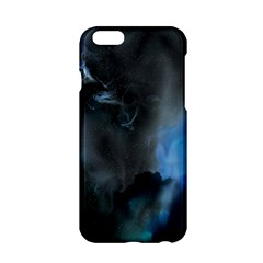 Space Star Blue Sky Apple Iphone 6/6s Hardshell Case by Mariart