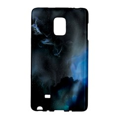 Space Star Blue Sky Galaxy Note Edge by Mariart